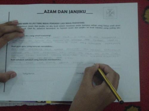 Azam dan Janji