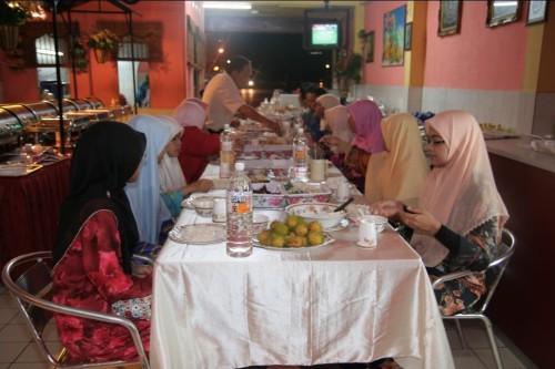 Dinner di Lawas