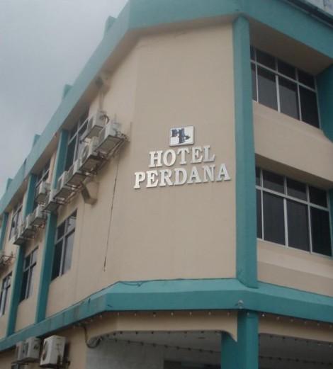 Hotel Perdana Lawas