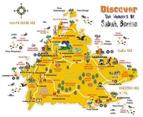 SabahMap