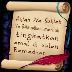 Ahlan Wa Sahlan YaRamadhan