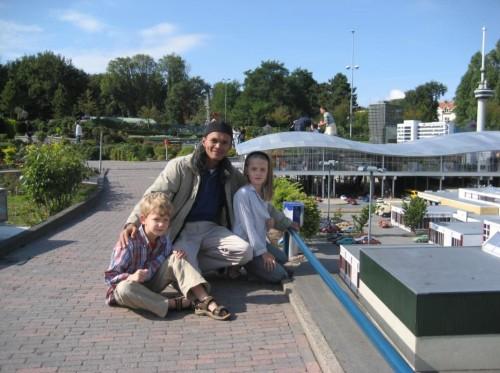 Anak-anak di Madurodam