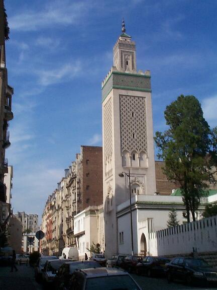 Masjid JamekParis