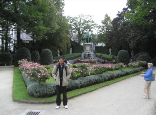 Taman DirajaBrussels