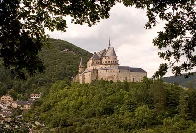 Vianden CastleLuxembourg