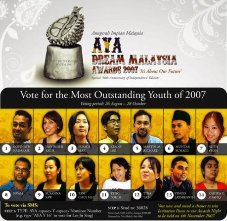 AYA Awards