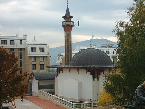 Masjid Malaysia,Bosnia