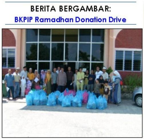 BKPIP DonationDrive
