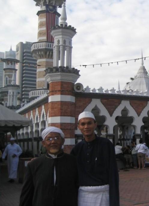 Imam Masjid JamekKL