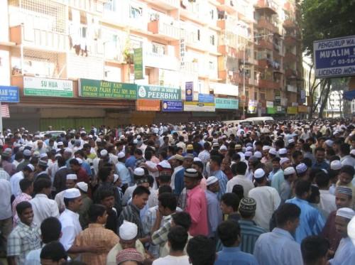 'Eidul Adha MasjidIndia